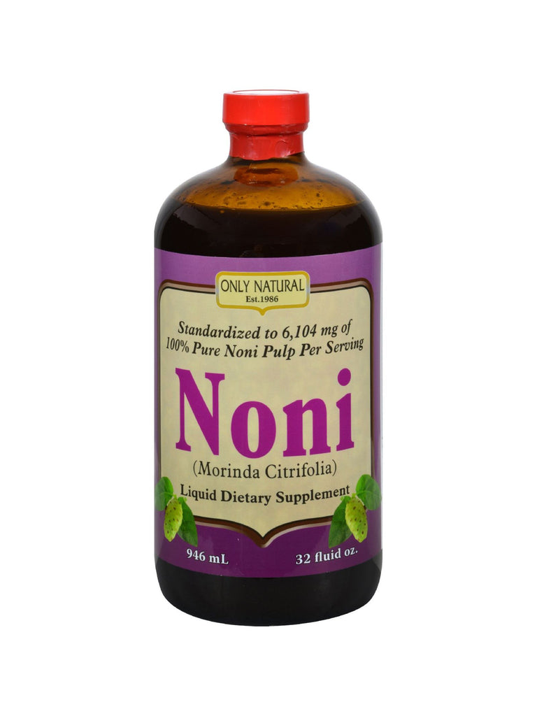 Only Natural, Noni Liquid, 32 oz