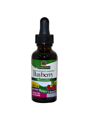 Bayberry Bark Extract, 1 oz, Nature's Answer
