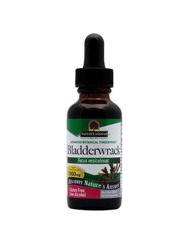 Bladderwrack Extract, 1 oz, Nature's Answer