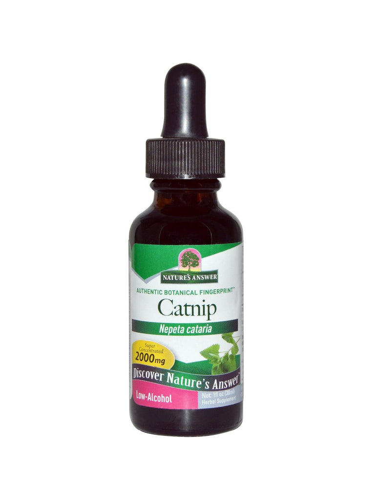 Catnip Extract, 1 oz, Nature's Answer
