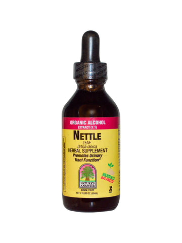 Nettles Extract, 2 oz, Nature's Answer