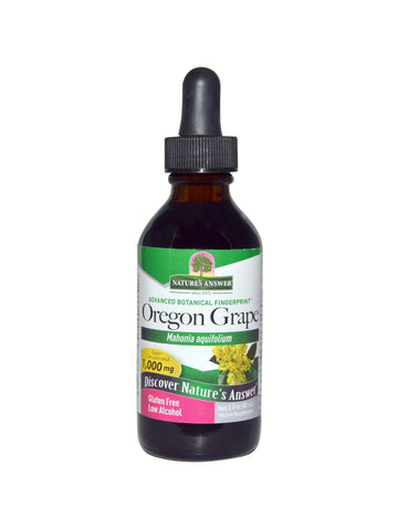 Oregon Grape Root Extract, 2 oz, Nature's Answer
