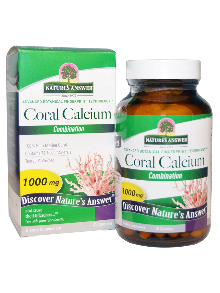 Coral Calcium Choice, 90 caps, Nature's Answer
