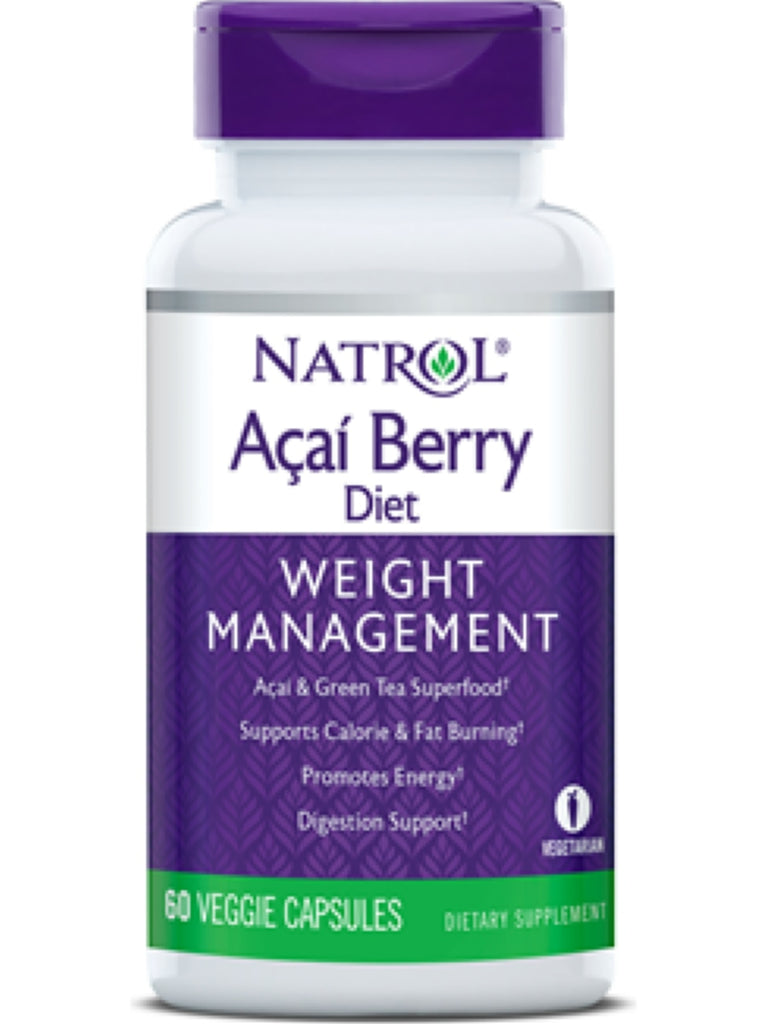 Natrol, Acai Berry Diet, 60 ct