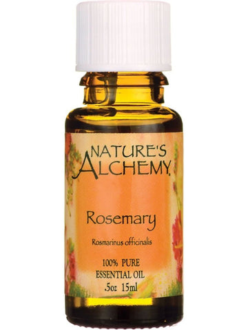 Nature's Alchemy, Rosemary Essential Oil, 0.5 oz