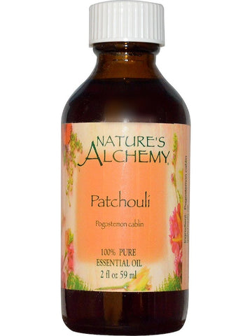 Nature's Alchemy, Patchouli Essential Oil, 2 oz