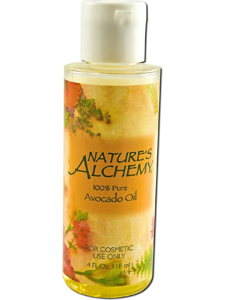 Nature's Alchemy, Avocado Carrier Oil, 4 oz