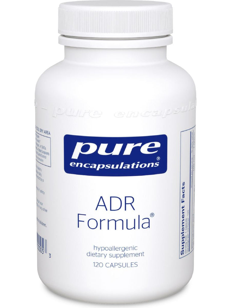 Pure Encapsulations, ADR Formula, 120 caps