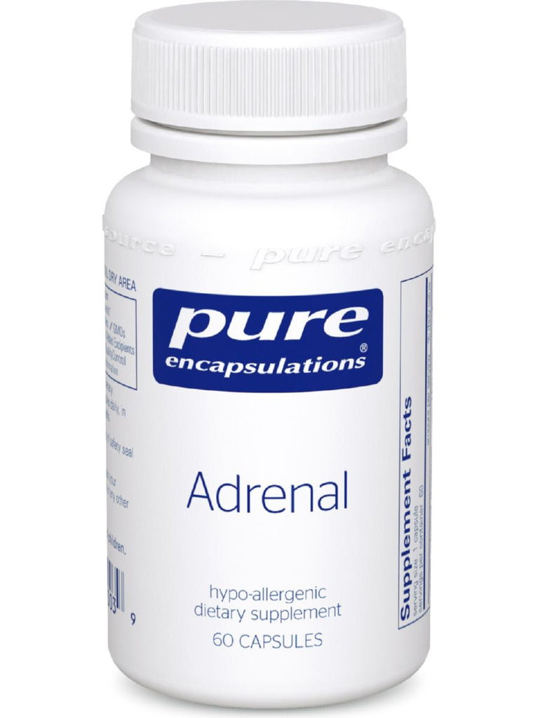 Pure Encapsulations, Adrenal, 60 vcaps