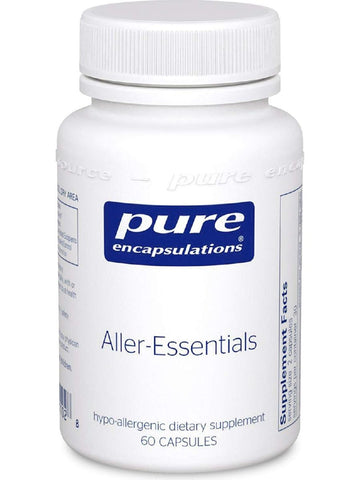 Pure Encapsulations, Aller-Essentials, 60 caps