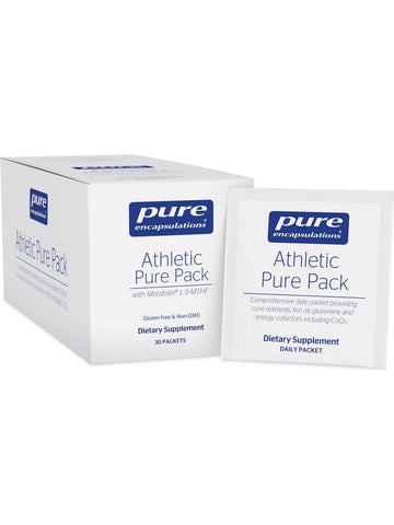 Pure Encapsulations, Athletic Pure Pack, 30 packets