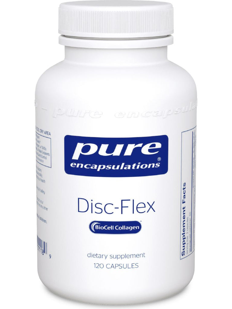 Pure Encapsulations, Disc-Flex, 120 caps