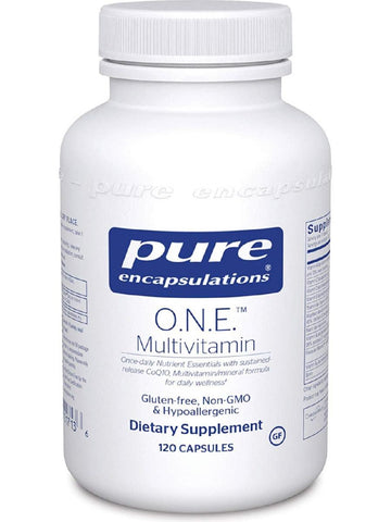 Pure Encapsulations, O.N.E. Multivitamin , 120 caps