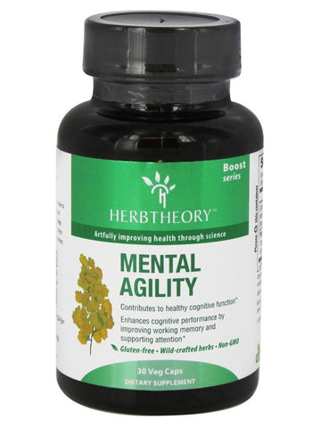 Herbtheory, Mental Agility, 30 vegicaps