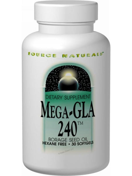 Borage oil smell