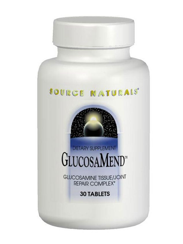 Source Naturals, GlucosaMend Bio-Aligned, 120 ct