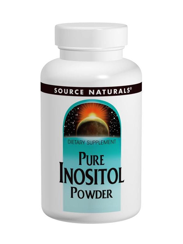 Source Naturals, Inositol powder, 4 oz