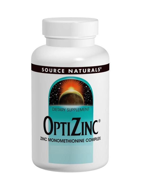 Source Naturals, OptiZinc, 30mg, 120 ct