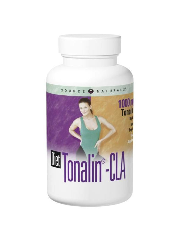 Source Naturals, Diet Tonalin CLA, 1000mg, 120 softgels