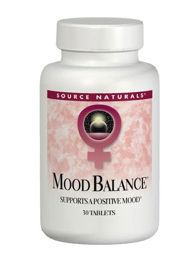 Source Naturals, Mood Balance Eternal Woman Bio-Aligned, 90 ct
