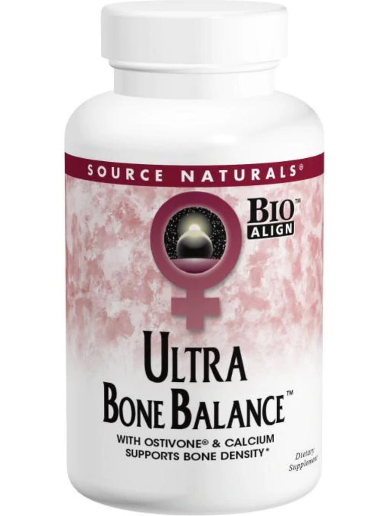 Source Naturals, Ultra Bone Balance Eternal Woman Bio-Aligned, 60 ct