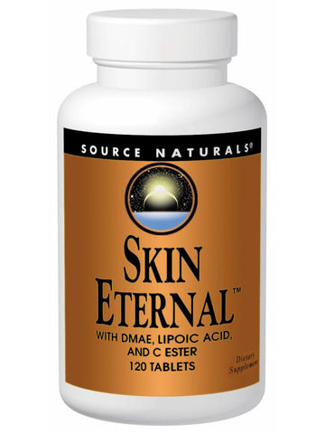 Source Naturals, Skin Eternal, 120 ct