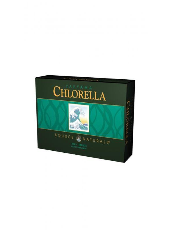 Source Naturals, Yaeyama Chlorella powder, 8 oz