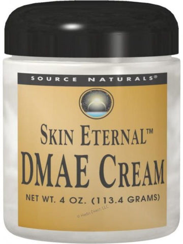 Source Naturals, Skin Eternal Cream DMAE, 4 oz
