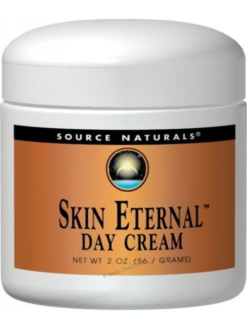 Source Naturals, Skin Eternal Day Cream, 4 oz