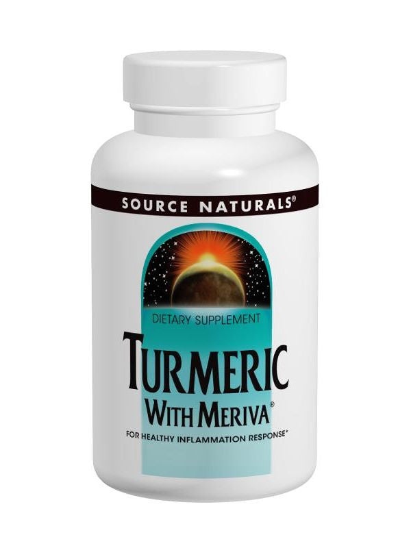 Source Naturals, Turmeric with Meriva, 500mg, 30 ct