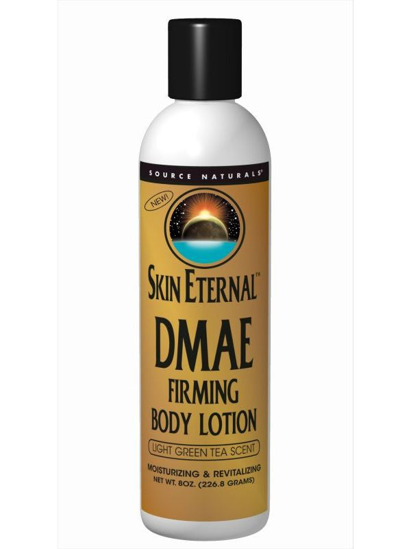 Source Naturals, Skin Eternal DMAE Firming Body Lotion, 8 oz
