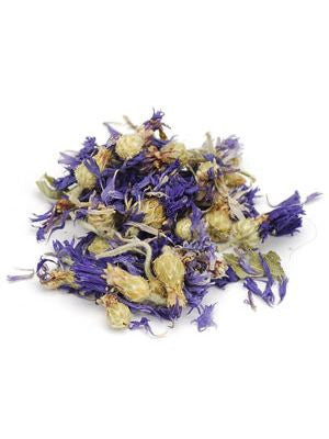 Starwest Botanicals, Cornflowers, 1 lb Whole Herb