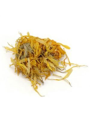 Starwest Botanicals, Calendula, Flowers, 1 lb Organic Whole Herb