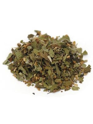 Starwest Botanicals, Hawthorn, Leaf and Flower, 1 lb Organic Whole Herb