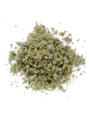Starwest Botanicals, Marshmallow, Leaf, 1 lb Organic Whole Herb