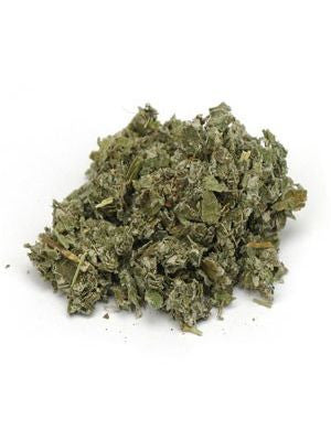 Starwest Botanicals, Red Raspberry, Leaf, 1 lb Organic Whole Herb