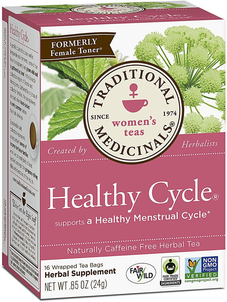 Traditional Medicinals, Female Toner Tea, 16 bags