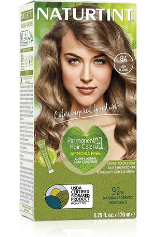 Naturtint Hair Color, Naturtint 8A, Ash Blonde
