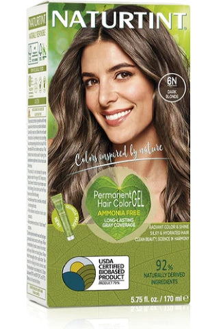 Naturtint Hair Color, Naturtint 6N, Dark Blonde