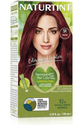 Naturtint 9r Fire Red Herbs Direct