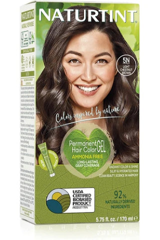Naturtint Hair Color, Naturtint 5N, Light Chestnut Brown