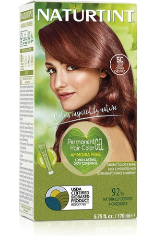 Naturtint Hair Color, Naturtint 5C, Light Copper Chestnut
