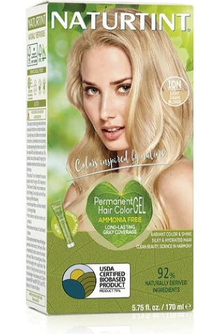 Naturtint Hair Color, Naturtint 10N, Light Dawn Blonde