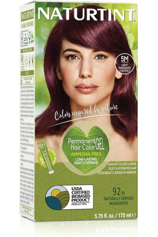 Naturtint Hair Color, Naturtint 5M, Light Mahogany Chestnut