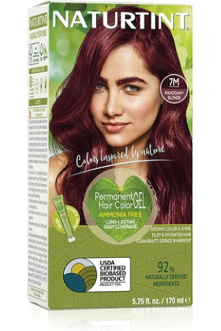 Naturtint Hair Color, Naturtint 7M, Mahogany Blonde