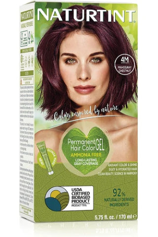 Naturtint Hair Color, Naturtint 4M, Mahogany Chestnut