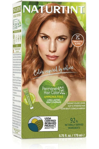 Naturtint Hair Color, Naturtint 7C, Terracotta Blonde
