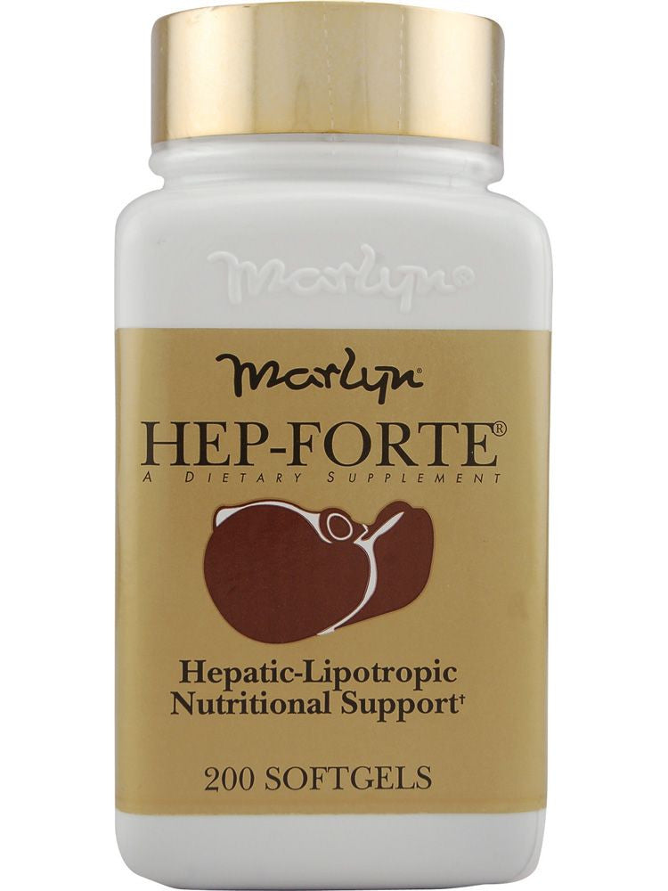 Naturally Vitamins, Hep-Forte, 200 softgels
