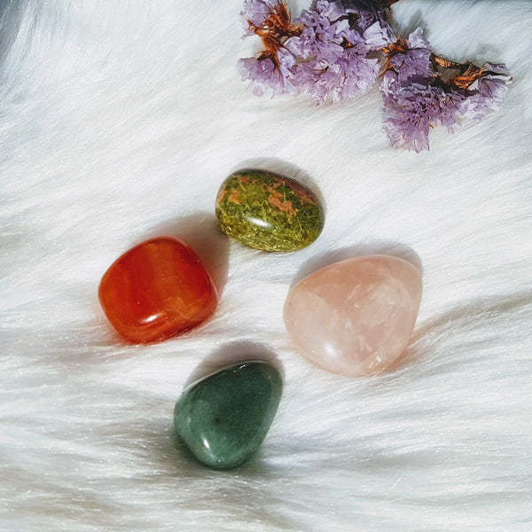 Fertility Crystal Set