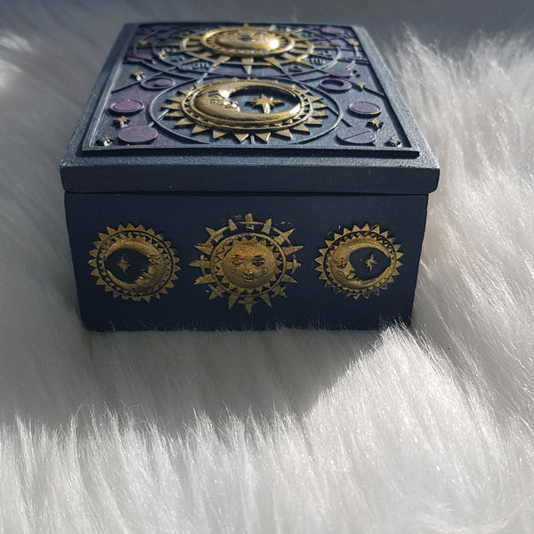 Moon & Star Goddess Box